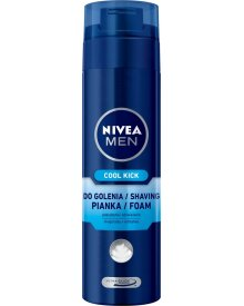 NIVEA MEN Cool Kick Pianka do golenia 200 ml