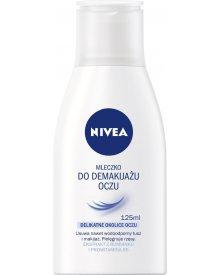 NIVEA Mleczko do demakijażu oczu 125 ml
