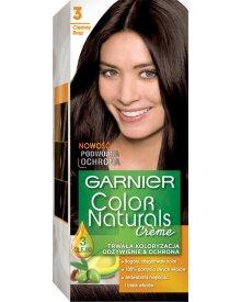 Garnier Color Naturals Creme Farba do włosów 3 Ciemny brąz