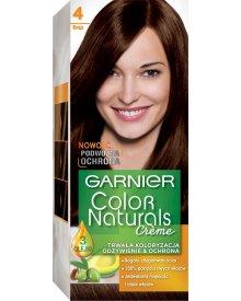 Garnier Color Naturals Creme Farba do włosów 4 Brąz