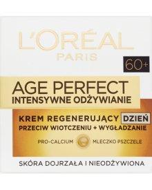 L'Oreal Paris Age Perfect Intensywne Odżywianie 60+ Krem regenerujący na dzień 50 ml
