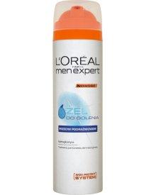 L'Oréal Paris Men Expert Żel do golenia przeciw podrażnieniom 200 ml