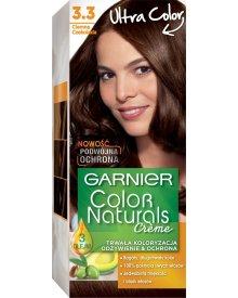 Garnier Color Naturals Creme Farba do włosów 3.3 Ciemna czekolada