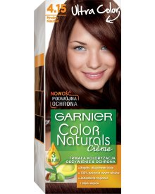 Garnier Color Naturals Creme Farba do włosów 4.15 Mroźny kasztan