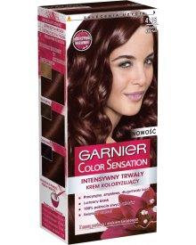 Garnier Color Sensation Farba do włosów 4.15 Mroźny kasztan