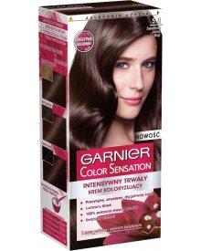 Garnier Color Sensation Farba do włosów 5.0 Świetlisty jasny brąz