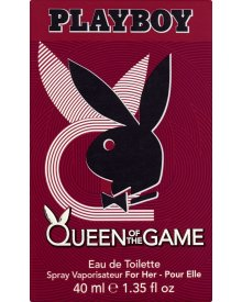 Playboy Queen of the Game Woda toaletowa dla kobiet 40 ml
