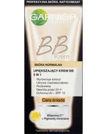 Garnier Skin Naturals Upiększający krem BB 5 w 1 skóra normalna cera śniada 50 ml