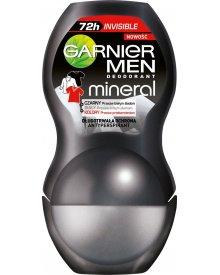 Garnier Men Mineral Invisible Antyperspirant w kulce bez alkoholu 50 ml