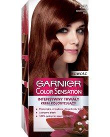 Garnier Color Sensation Farba do włosów 5.35 Cynamonowy brąz