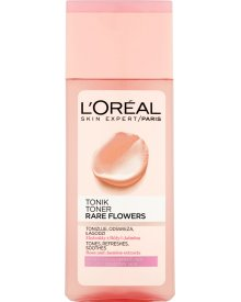 L'Oreal Paris Skin Expert Rare Flowers Tonik łagodzący 200 ml