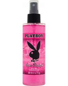 Playboy Super Playboy Mgiełka do ciała dla kobiet 200 ml