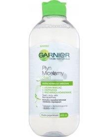 Garnier Skin Naturals Płyn micelarny 3w1 skóra normalna i mieszana 400 ml