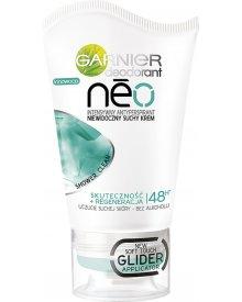 Garnier Neo Shower Clean Antyperspirant w suchym kremie bez alkoholu 40 ml