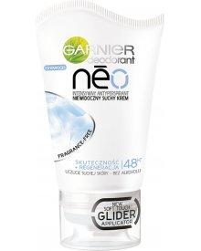 Garnier Neo Fragrance Free Antyperspirant w suchym kremie bez alkoholu 40 ml