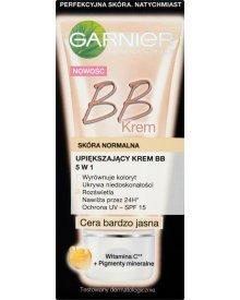 Garnier Skin Naturals Upiększający krem BB 5 w 1 skóra normalna cera bardzo jasna 50 ml