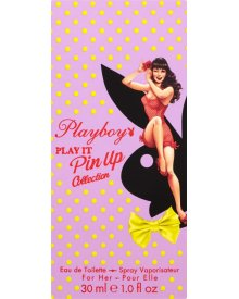Playboy Play It Pin Up Woda toaletowa dla kobiet 30 ml