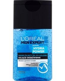 L'Oreal Paris Men Expert Hydra Power Nawilżający żel po goleniu Kojące Orzeźwienie 125 ml