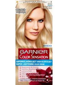Garnier Color Sensation Krem koloryzujący S10 Srebrny blond