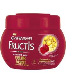 Garnier Fructis Color Resist Maseczka odżywcza 300 ml