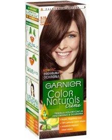 Garnier Color Naturals Creme Farba do włosów 5.15 Gorzka czekolada