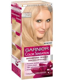 Garnier Color Sensation Krem koloryzujący 10.21 Delikatny Perłowy blond