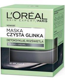 L'Oreal Paris Skin Expert Czysta Glinka Maska detoksykująca 50ml