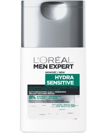 L'oreal Paris Men Expert Hydra Sensitive Balsam Po Goleniu Skóra Wrażliwa 125 ml