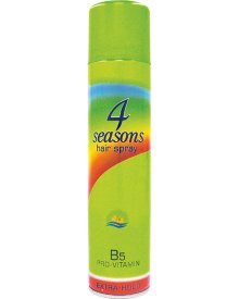4 Seasons lakier do włosów Extra Hold 400ml
