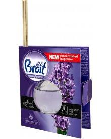 Brait patyczki pachnące w książce Relaxing Lavender 40ml