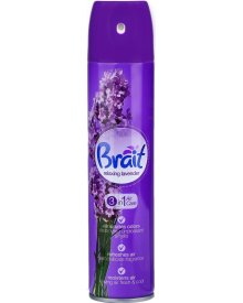 Brait odświeżacz powietrza w sprayu Relaxing Lavender 3w1 340ml