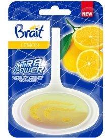 Brait kostka do WC jednofazowa Lemon 40g