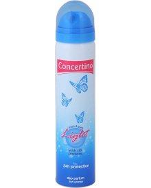 Concertino dezodorant perfumowany w sprayu Light 75ml