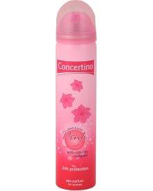 Concertino dezodorant perfumowany w sprayu Pink 75ml