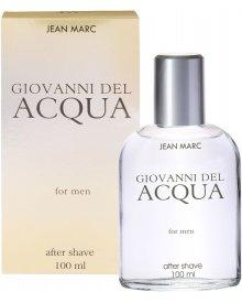 Jean Marc Covanni płyn po goleniu dla mężczyzn Giovanni del Aqua 100ml