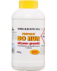 Ara soda kaustyczna preparat do udrożniania rur 500g