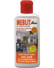 Meblit balsam do pielęgnacji mebli Pomarańcza 150ml