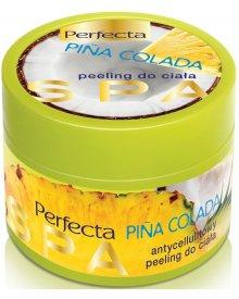 Perfecta SPA Piña Colada Cukrowy peeling do ciała antycellulitowy 225 g