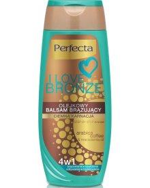 Perfecta I Love Bronze Olejkowy balsam brązujący ciemna karnacja 250 ml