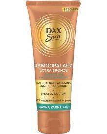 Dax Sun Samoopalacz Extra Bronze Jasna karnacja 75 ml