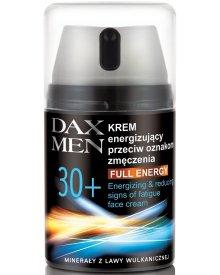 Dax Men 30+ Full Energy Krem energizujący przeciw oznakom zmęczenia 50 ml