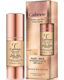 Cashmere Blur Fluid-baza wygładzająco-kryjąca nr 03 30ml