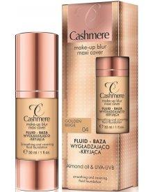 Cashmere Blur Fluid-baza wygładzająco-kryjąca nr 04 30ml