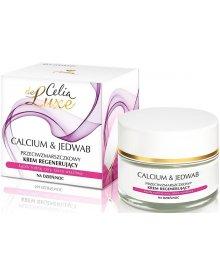 Celia de Luxe Calcium&Jedwab Regenerujący krem przeciwzmarszczkowy na dzień i noc 50ml