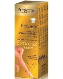 Perfecta EpiLady Waniliowy krem do błyskawicznej depilacji ciała 100ml