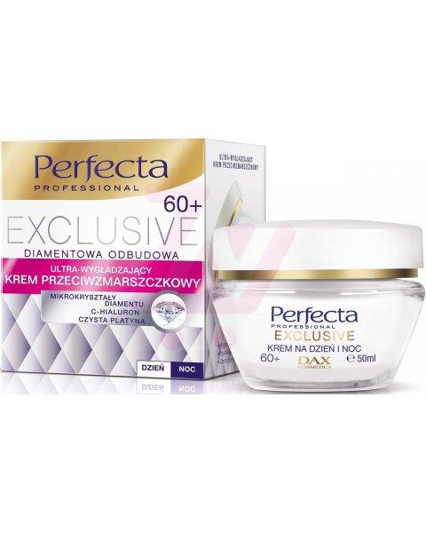 Perfecta Exclusive Krem przeciwzmarszczkowy 60+ Ultra Wygładzający 50ml