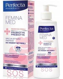 Perfecta Femina Probiotyczny preparat do higieny intymnej Sos 300ml