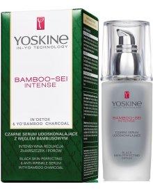 Yoskine Bamboo-Sei Serum udoskonalające z węglem bambusowum 30ml