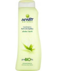 Apart Natural Prebiotic Hipoalergiczny płyn do kąpieli oliwka i buriti 750 ml