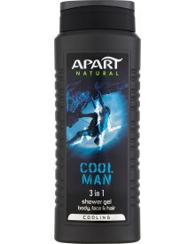 Apart Natural Cool Man Żel pod prysznic 500 ml